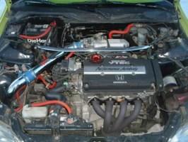 c rocs 1993 Honda Civic SI photo thumbnail