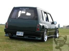 madflavas 1992 Suzuki Sidekick photo thumbnail