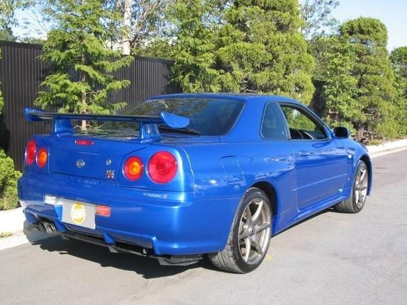 gotrice97s 1999 Nissan Skyline GTR photo