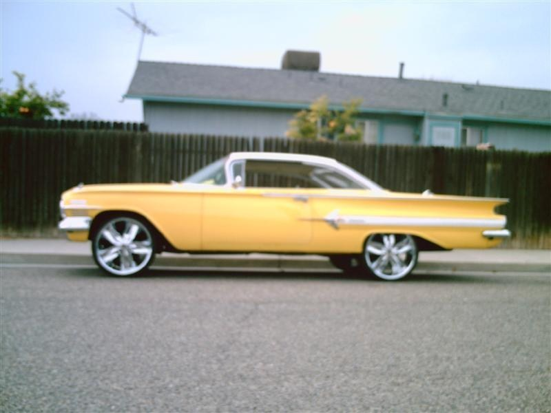 mazzdaratis 1960 Chevy Impala photo