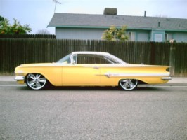 mazzdaratis 1960 Chevy Impala photo thumbnail