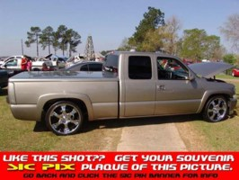 BigJ70634s 2001 Chevrolet Silverado photo thumbnail