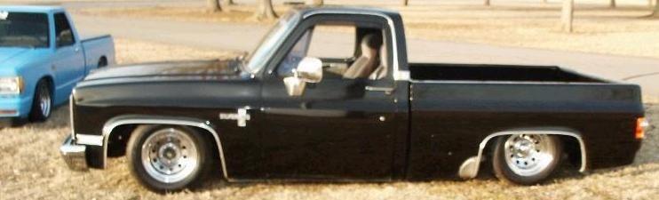SWTCHD84s 1984 Chevy C-10 photo