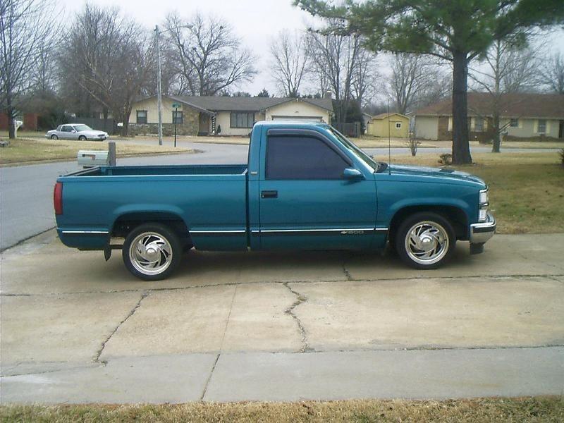 modern64chevys 1994 Chevrolet Silverado photo