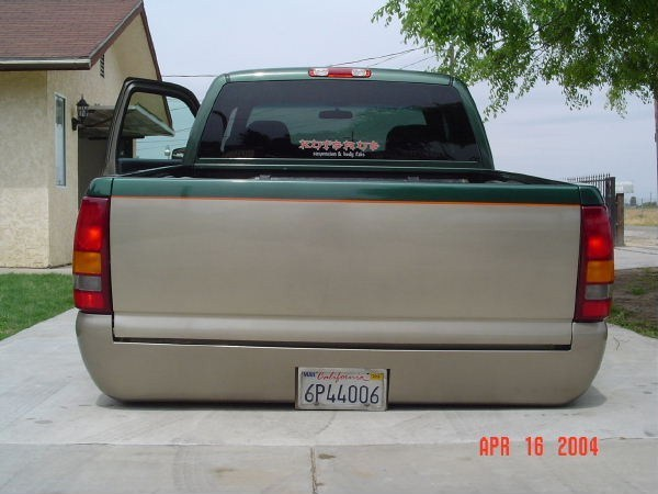noe2bigs 2001 Chevrolet Silverado photo
