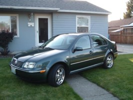 B.D.Bs 2004 Volkswagen Jetta photo thumbnail