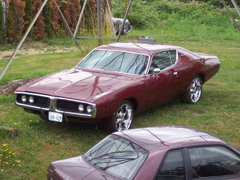 draggndubzs 1972 Dodge Charger photo
