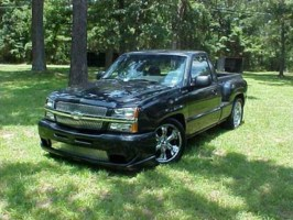 BigBraddDOCs 2003 Chevrolet Silverado photo thumbnail