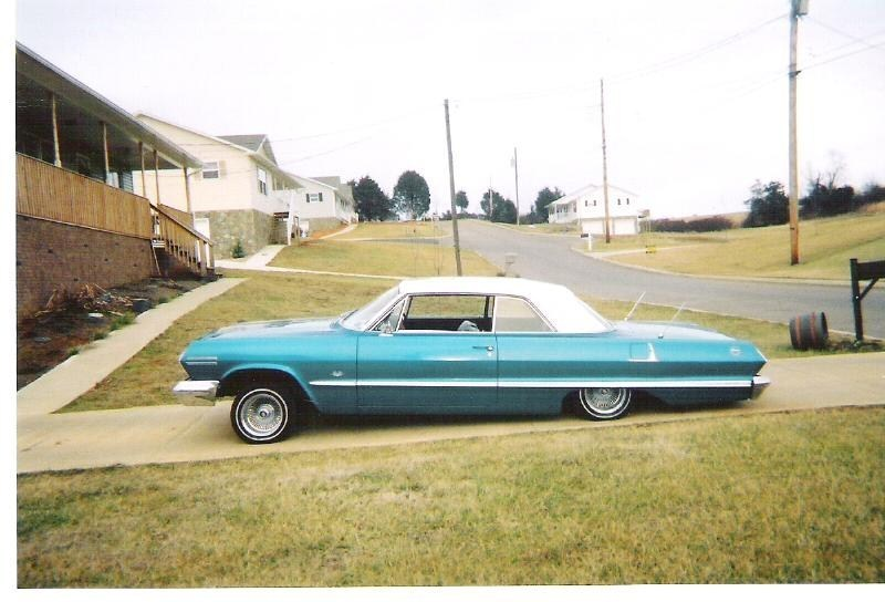 4pumpss 1963 Chevy Impala photo