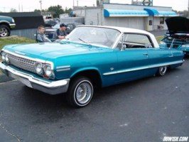 4pumpss 1963 Chevy Impala photo thumbnail
