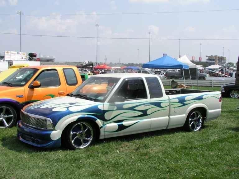 S10trenzs 1996 Chevy S-10 photo
