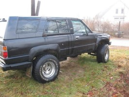 xDirtyThoughtsxs 1986 Toyota 4Runner photo thumbnail