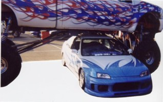 laynrockers 1995 Honda Civic photo thumbnail