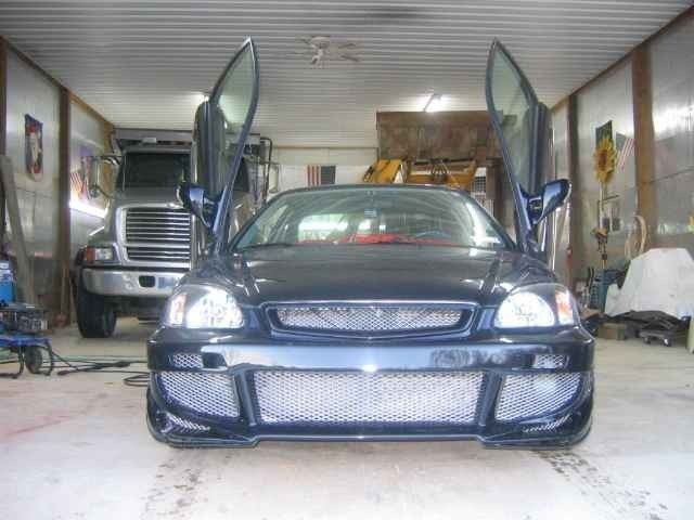 nategunters 1999 Honda Civic SI photo