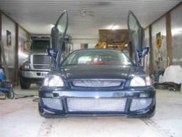 nategunters 1999 Honda Civic SI photo thumbnail