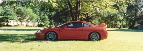 VaSlims 1997 Mitsubishi Eclipse photo thumbnail