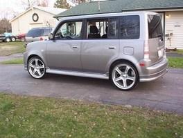 bag2drags 2004 Scion xB photo thumbnail