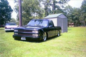 RDS KUSTOMZs 1988 Chevy C/K 1500 photo thumbnail