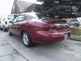 silverknights 1999 Ford Taurus photo thumbnail