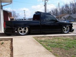 TATERs 1998 Chevrolet Silverado photo thumbnail