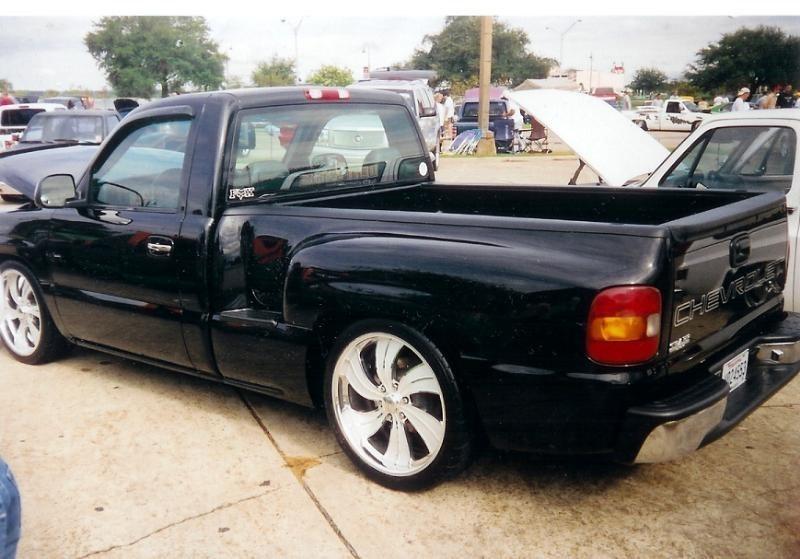 chickon22ss 2001 Chevrolet Silverado photo