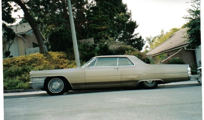 2tone88chevys 1965 Cadillac Coupe De Ville photo