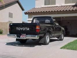 NC rdgr8rs 1993 Toyota 2wd Pickup photo thumbnail