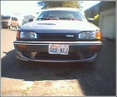 86eurotrashs 1988 Mazda 323 photo thumbnail