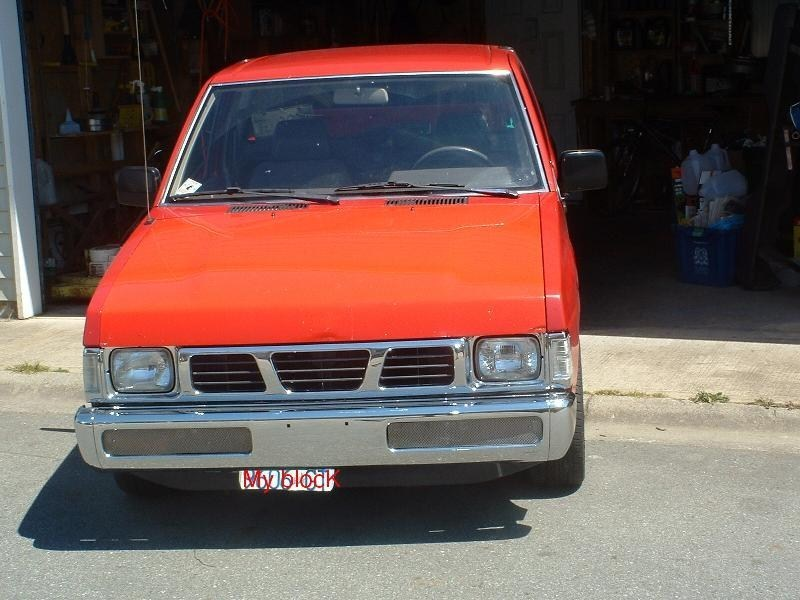 My blocK99s 1987 Nissan King Cab photo