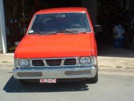 My blocK99s 1987 Nissan King Cab photo thumbnail