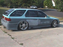 famouspimpns 1991 Honda Accord Wagon photo thumbnail