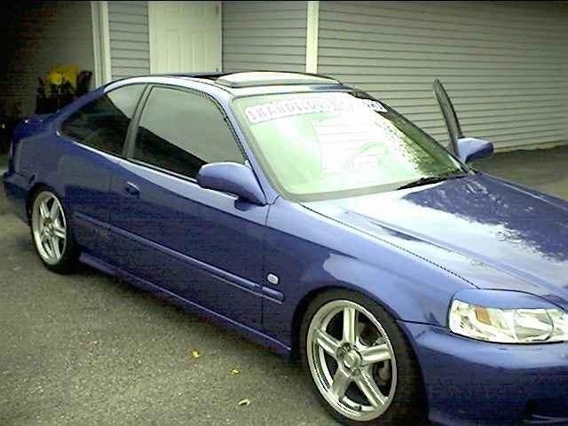 unbottlefeds 1999 Honda Civic SI photo
