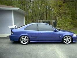 unbottlefeds 1999 Honda Civic SI photo thumbnail