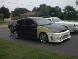 GroundLevel ZX3s 2000 Ford Focus photo thumbnail
