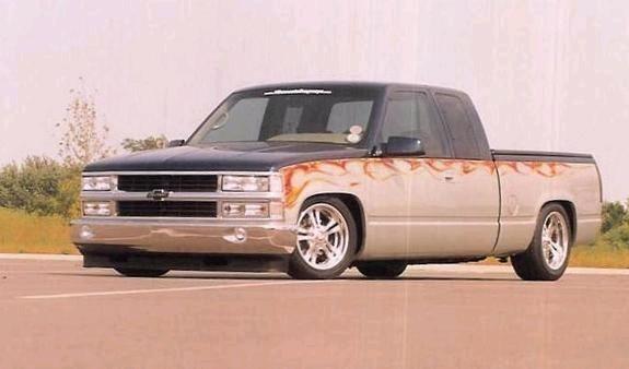 rollslos 1996 Chevy Full Size P/U photo