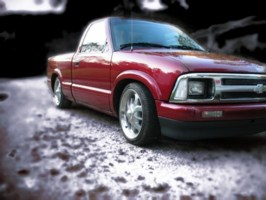 jhdwv21s 1996 Chevy S-10 photo thumbnail