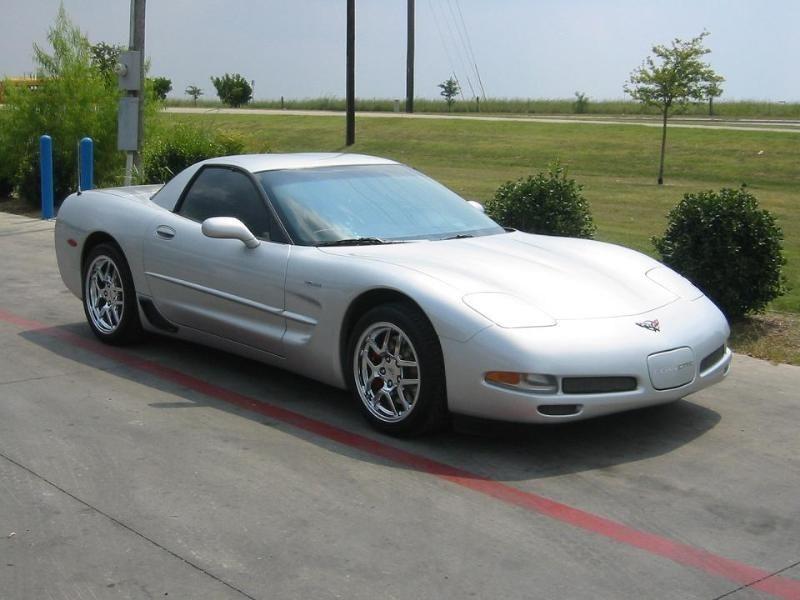 biggos 2002 Chevy Corvette photo