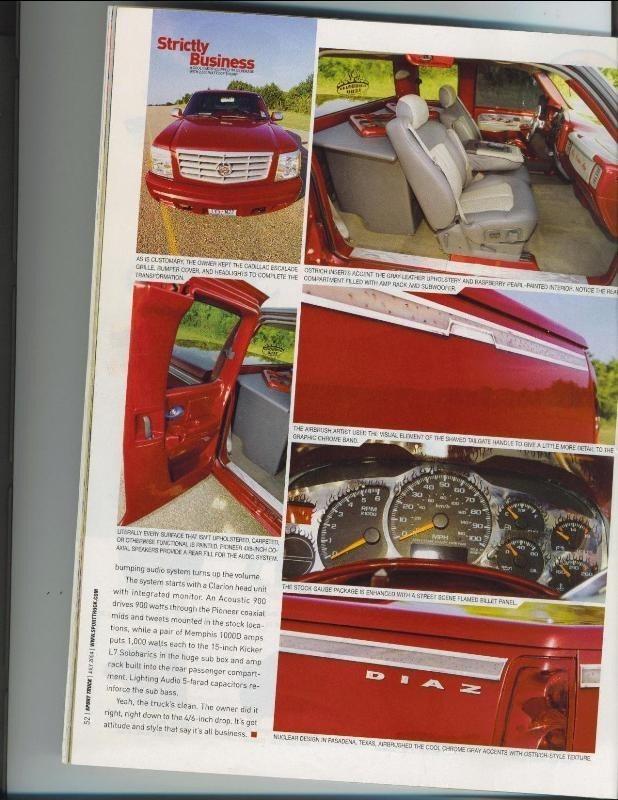diazcustomss 1999 Chevrolet Silverado photo