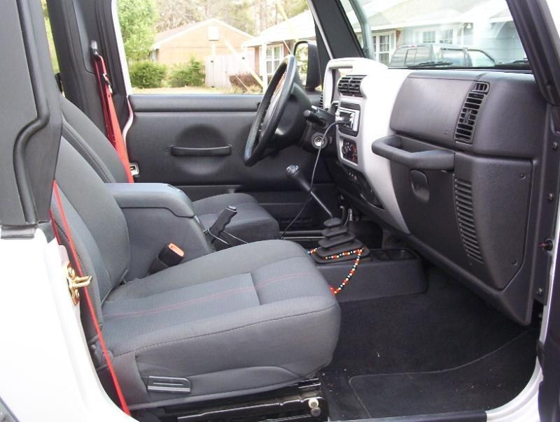 gravity matts 2003 Jeep Wrangler photo
