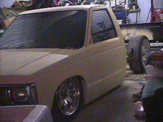 baggd92s10s 1991 Chevy S-10 photo