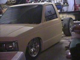 baggd92s10s 1991 Chevy S-10 photo thumbnail