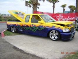 Yellowfords 2001 Ford F150-Supercab photo thumbnail