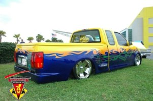 Yellowfords 2001 Ford F150-Supercab photo thumbnail