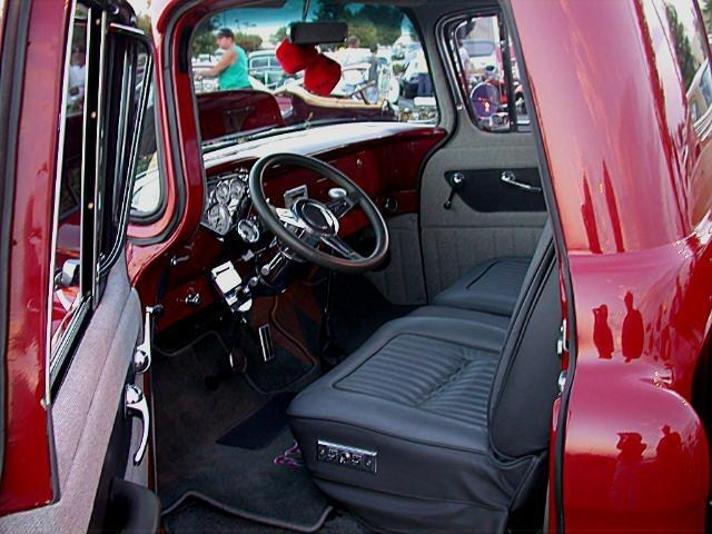 LilReds 1956 Chevy C-10 photo