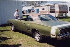 Shankers 1970 Dodge Coronet photo thumbnail