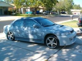 jawdrprs 1995 Mazda Protege photo thumbnail