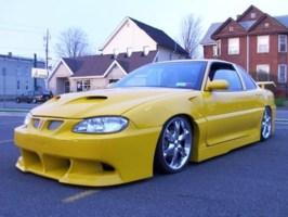 yelow96gagts 1996 Pontiac Grand Am photo thumbnail