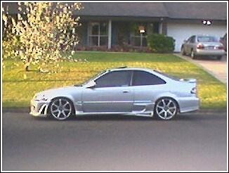 Philly0104s 1998 Honda Civic photo