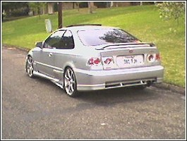 Philly0104s 1998 Honda Civic photo thumbnail