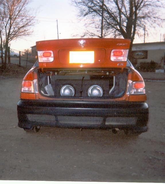 Shyguys 2000 Honda Civic photo